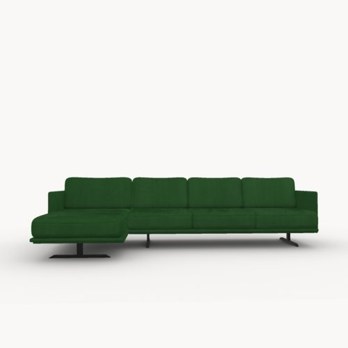 Modulo sofa chaise longue links juke forest162 | Studio HENK | Listing_image