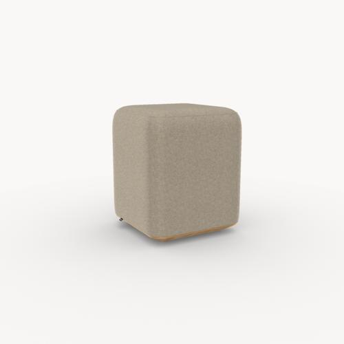 Welp Multifunctionele design poef - Studio HENK LP-26