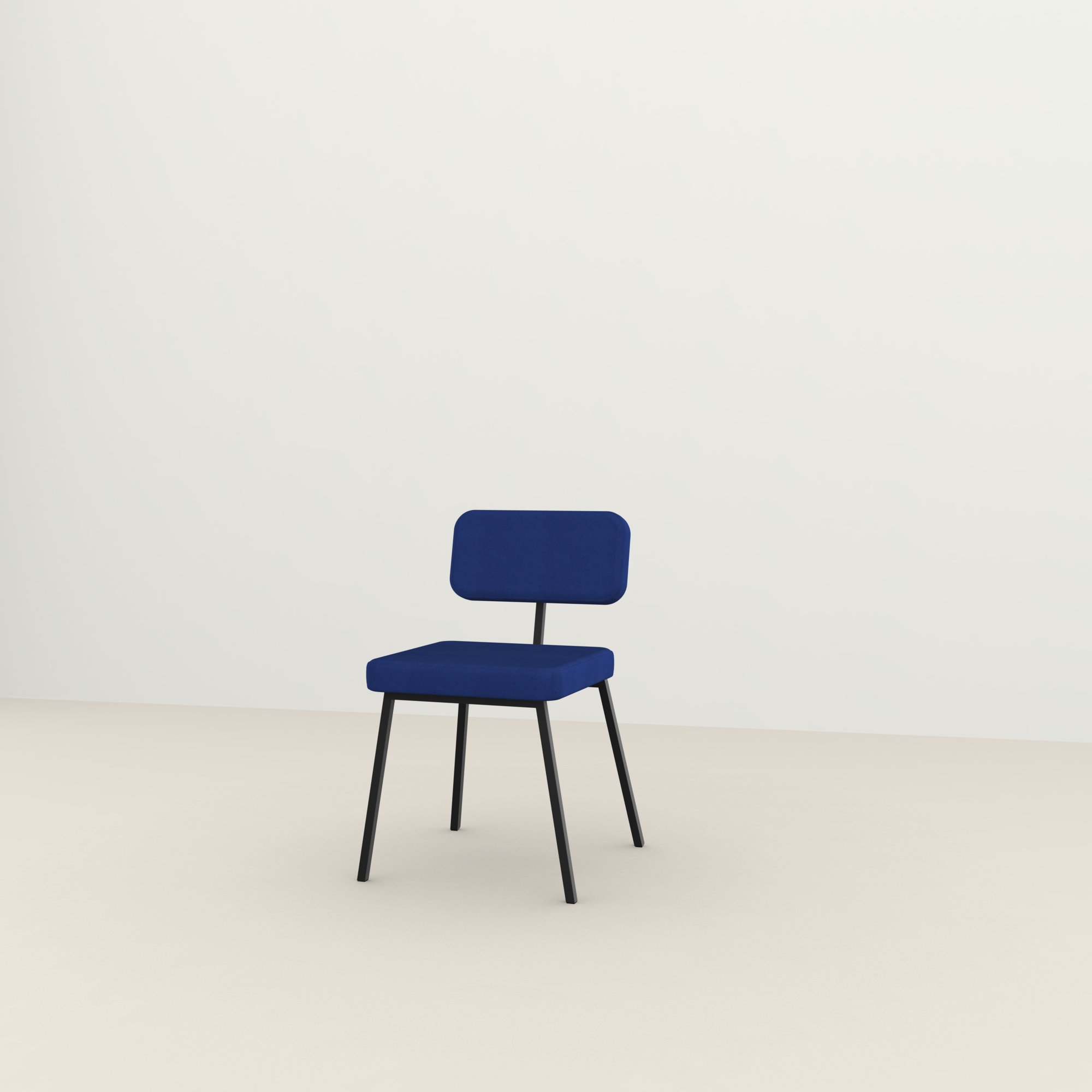 Design eetkamerstoel | Ode Chair without armrest tonus4 210 | Studio HENK |