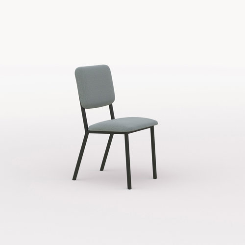 Design eetkamerstoel | Co Chair without armrest hallingdal65 126 | Studio HENK | Listing_image