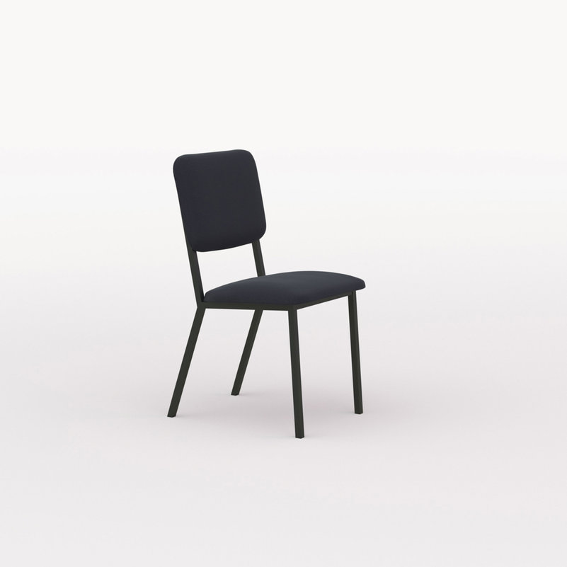 Design eetkamerstoel | Co Chair without armrest hallingdal65 190 | Studio HENK | Listing_image