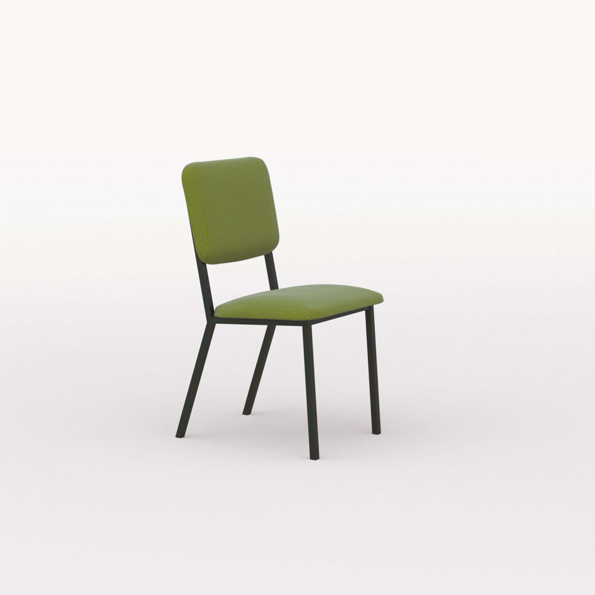 Design eetkamerstoel | Co Chair without armrest hallingdal65 980 | Studio HENK | Listing_image