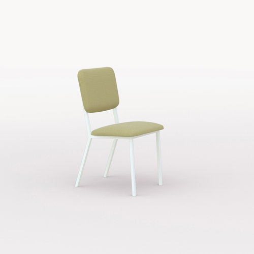 Design eetkamerstoel | Co Chair without armrest hallingdal65 407 | Studio HENK | Listing_image