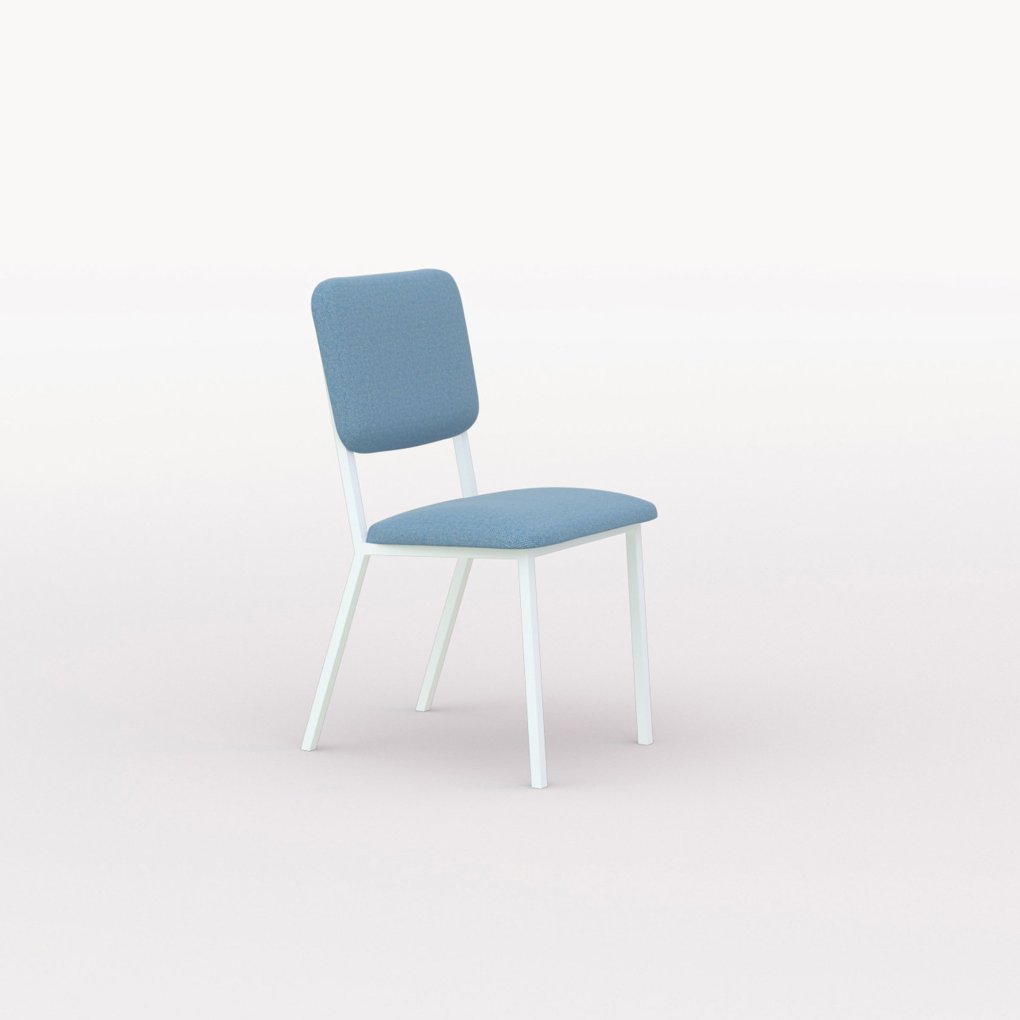 Design eetkamerstoel | Co Chair without armrest hallingdal65 840 | Studio HENK | Listing_image