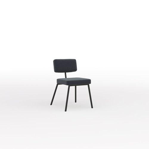 Design eetkamerstoel | Ode Chair without armrest hallingdal65 190 | Studio HENK