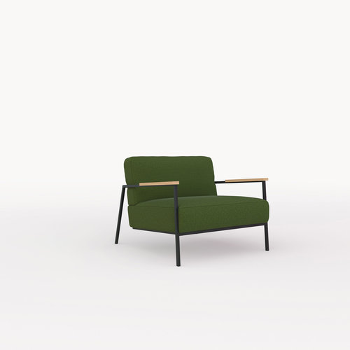 Design zitbank | Co lounge chair 1 seater hallingdal65 960 | Studio HENK