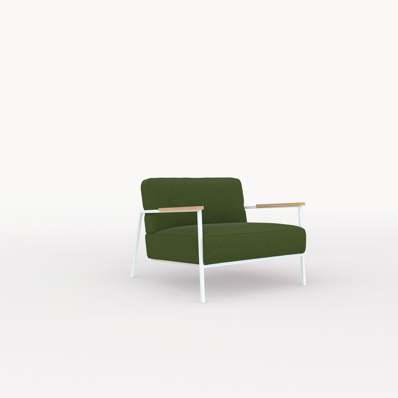 Design zitbank | Co lounge chair 1 seater hallingdal65 960 | Studio HENK | Listing_image