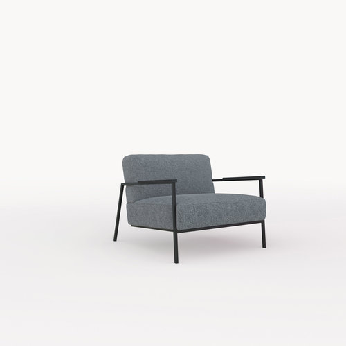 Design zitbank | Co lounge chair 1 zits hallingdal65 166| Studio HENK | Listing_image
