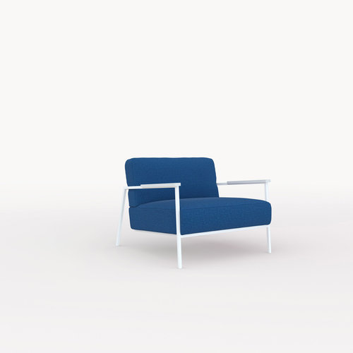 Design zitbank | Co lounge chair 1 seater hallingdal65 810 | Studio HENK