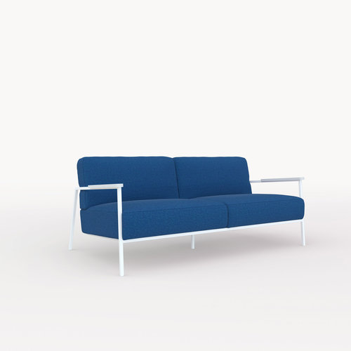 Design zitbank | Co lounge chair 2,5 seater hallingdal65 810 | Studio HENK | Listing_image