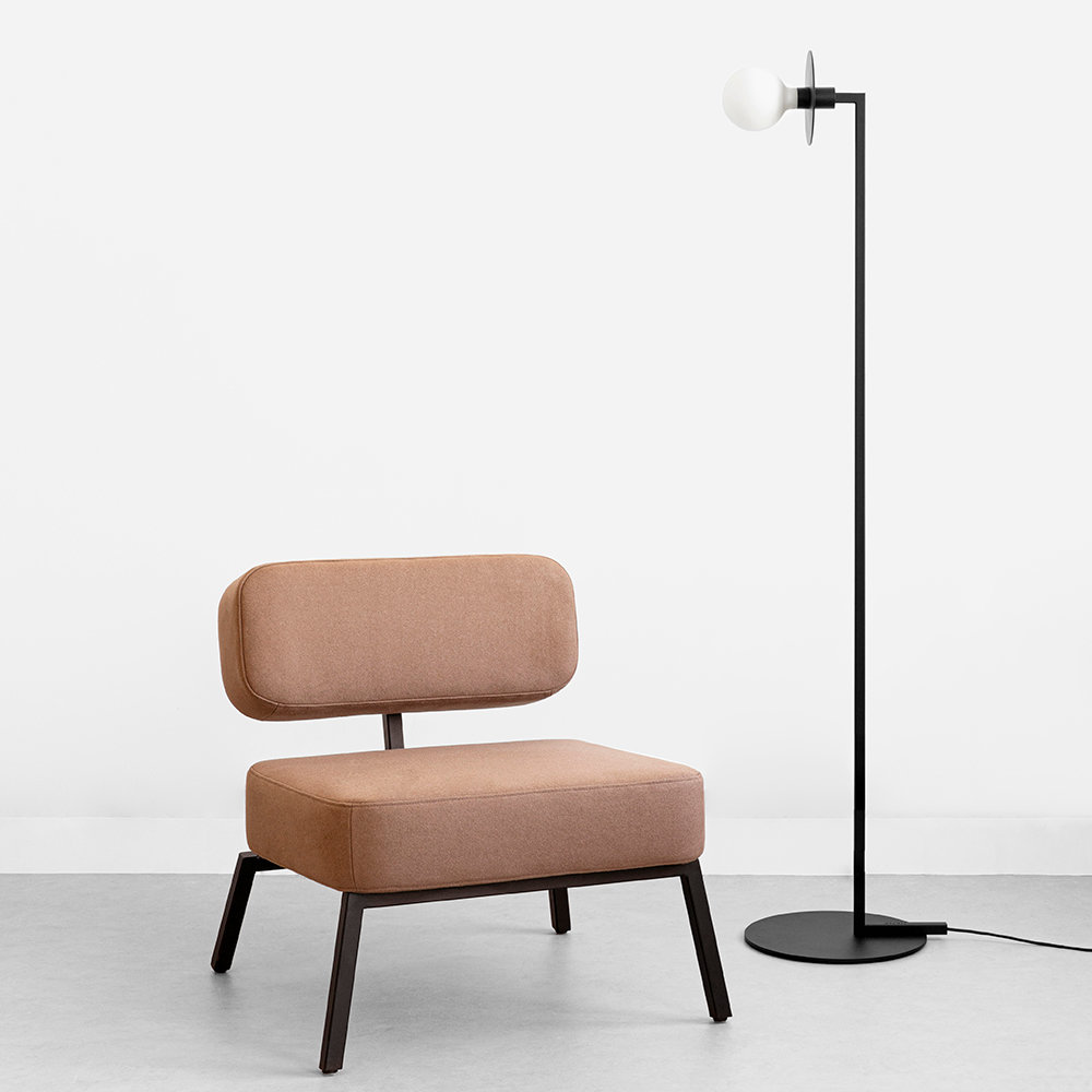 Design lighting | Nod L Floor lamp | Studio HENK |