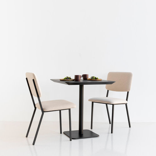 Design eetkamerstoel | Co Chair without armrest hallingdal65 407 | Studio HENK |