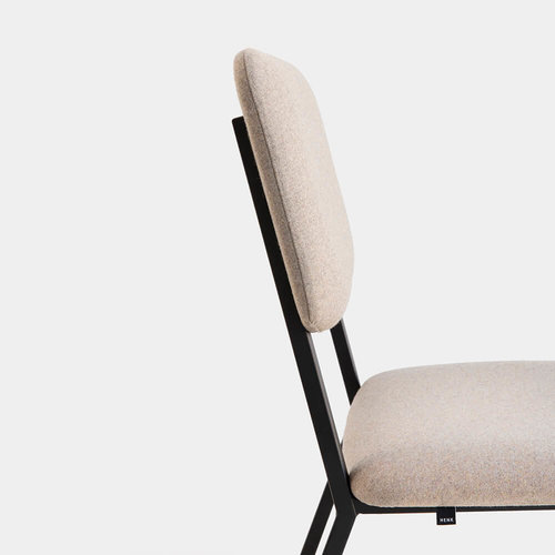 Design eetkamerstoel | Co Chair with armrest hallingdal65 110 | Studio HENK |