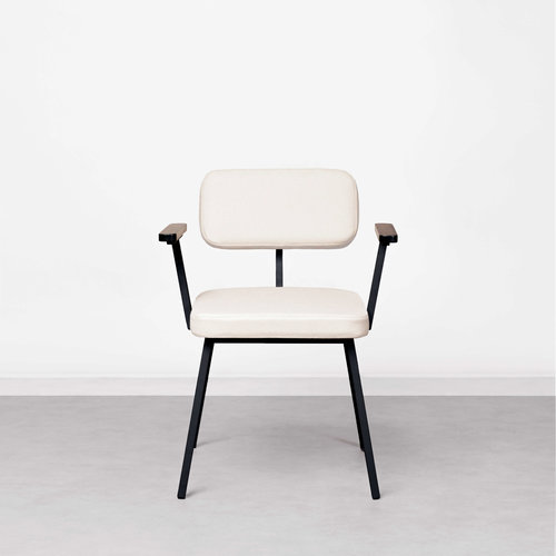 Design eetkamerstoel | Ode Chair without armrest hallingdal65 190 | Studio HENK |