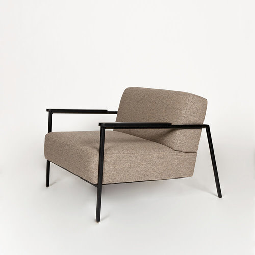 Design zitbank | Co lounge chair 1 seater hallingdal65 960 | Studio HENK |